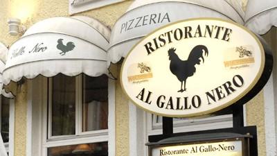 "Restaurants Italienisches Restaurant Starnberg ""Al Gallo Nero"""