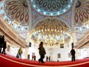 Merkez-Moschee, dpa