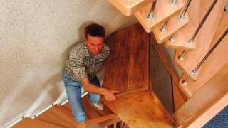 Die Treppe Furs Haus Auf Und Abstieg Richtig Planen Geld