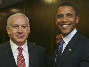 Benjamin Netanjahu Barack Obama AP