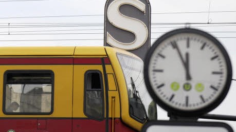S-Bahn Berlin; ddp
