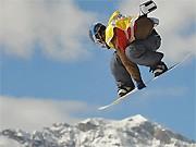 Snowboard, AFP