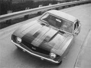 Autoklassiker (4): Chevrolet Camaro