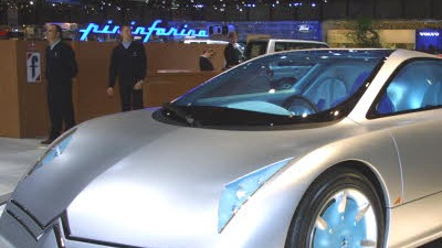 Unternehmen Star-Designer Pininfarina