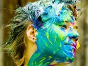 Farbe, photocase
