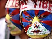 """Free Tibet"""