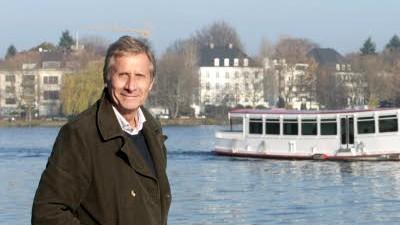 Ulrich Wickert als Krimiautor