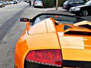 lambo. lp 640 roadster; press-inform