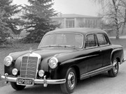 Mercedes 220 Ponton