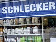 Schlecker, Foto: AP