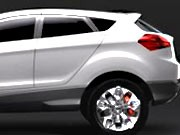 ford iosis X; ford