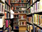 Bibliothek des Anglistischen Seminars, Johann-Wolfang-Goethe-Universität Frankfurt