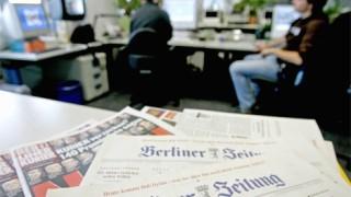 """Stasi-Verwicklungen bei der """"Berliner Zeitung"""""""