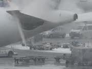 Chaos am Flughafen, dpa