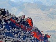 Guatemala Vulkan Pacaya, Marcel Burkhardt