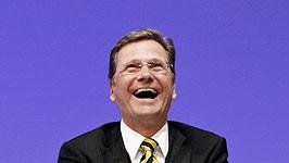 Guido Westerwelle, dpa