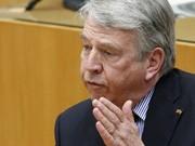 Helmut Linssen (CDU), dpa