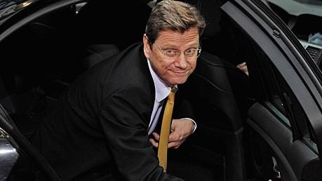 Guido Westerwelle Westerwelle und Steuersenkungen
