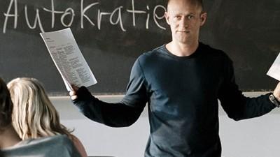 Interview mit Schauspieler Jürgen Vogel