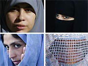 Islam, Religionskritik, Kopftuch; AFP
