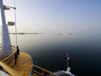Afrika Ägypten Nil Nasser-Stausee, Ägyptisches FVA/dpa
