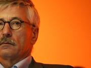 Thilo Sarrazin Bundesbank-Vorstand SPD Parteiausschlussverfahren Integrationspolitik ddp