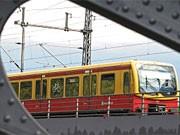 S-Bahn, Berlin, Foto: ddp
