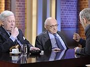 Helmut Schmidt, Fritz Stern, Beckmann, dpa