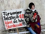 G8 Schülerdemonstration Bayern