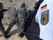 deutsche Polizisten Feyzabad, AP