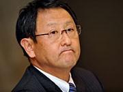 Toyota-Präsident Akio Toyoda, dpa