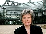 Landtagspräsidentin Regina van Dinther, dpa