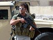 Blackwater Söldner Irak US Armee US Präsident Barack Obama AFP