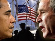 Barack Obama US-Präsident al-Qaida Terror Terrorismus Krieg Afghanistan Jemen George W. Bush, dpa AFP