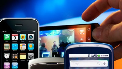 Smartphone Service: Internet-Handys