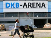 DKB-Arena in Rostock, Foto: dpa
