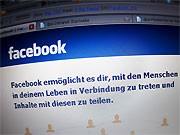 Facebook, Foto: afp