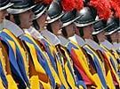 Neue Rekruten für den Papst (Bild)