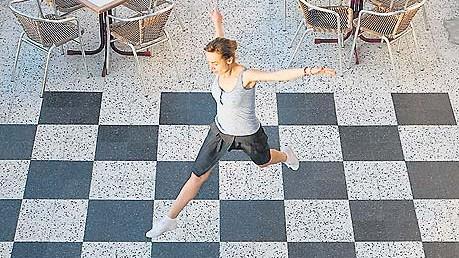 Im Kino: Die Schachspielerin