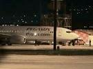 Flugzeugentführung unblutig beendet (Bild)