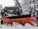 """Tief """"Paul"""" bringt Schnee und Chaos (Bild)"""
