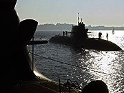 Rüstungsexport, U-Boot, dpa
