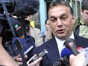 Parlamentswahl, Rechtsruck in Ungarn, AP