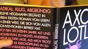 Helene Hegemann, Axolotl Roadkill