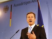 dpa, Westerwelle, Fischer, Außenminister, Vizekanzler