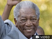 Morgan Freeman, AP