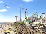 Coney Island; AP