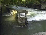 61-Jähriger im Eisbach ertrunken