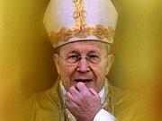 Kurienkardinal Walter Kasper den Missbrauch in katholischen Einrichtungen dpa