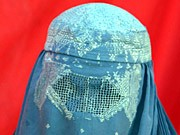 Burka Muslima Islam Integration dpa